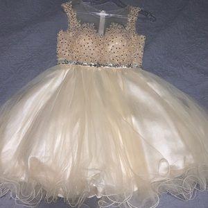 Dresses & Skirts - champagne  dress